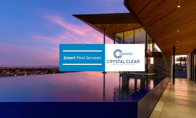Smart Pool Services Launch Poolcare Platform In Ground-Breaking Multi-Million-Dollar Partnership With Crystal Clear Pools & Spas.