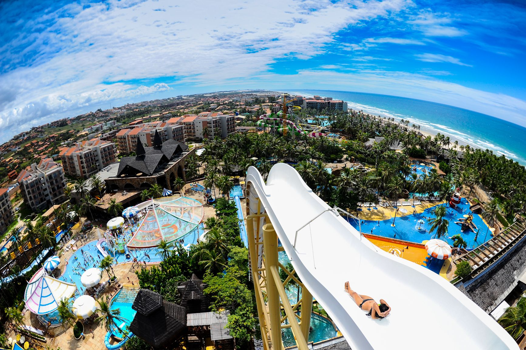 Tallest Water Slides in the World - Top 5 Tallest Waterslides