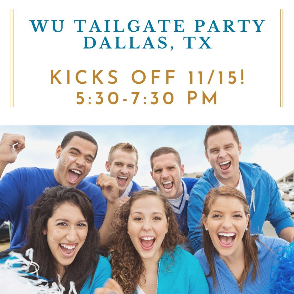 Watershape University Tailgate Party - Dallas, TX