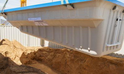 Fiberglass Resin Shortages Causing Construction Delays With Builders