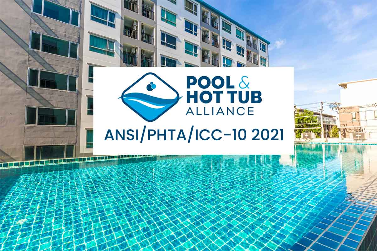 PHTA Announces Approval of ANSI/PHTA/ICC-10 2021 American National Standard for Elevated Pools, Spas and Other Aquatic Venues Integrated into a Building or Structure