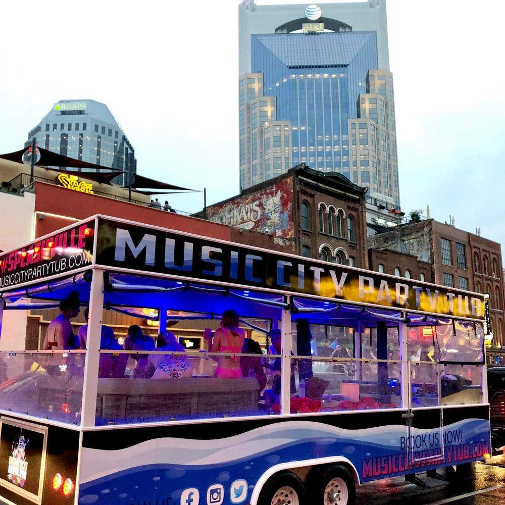 Hot Tub Party Bus Ordered To Shut Down