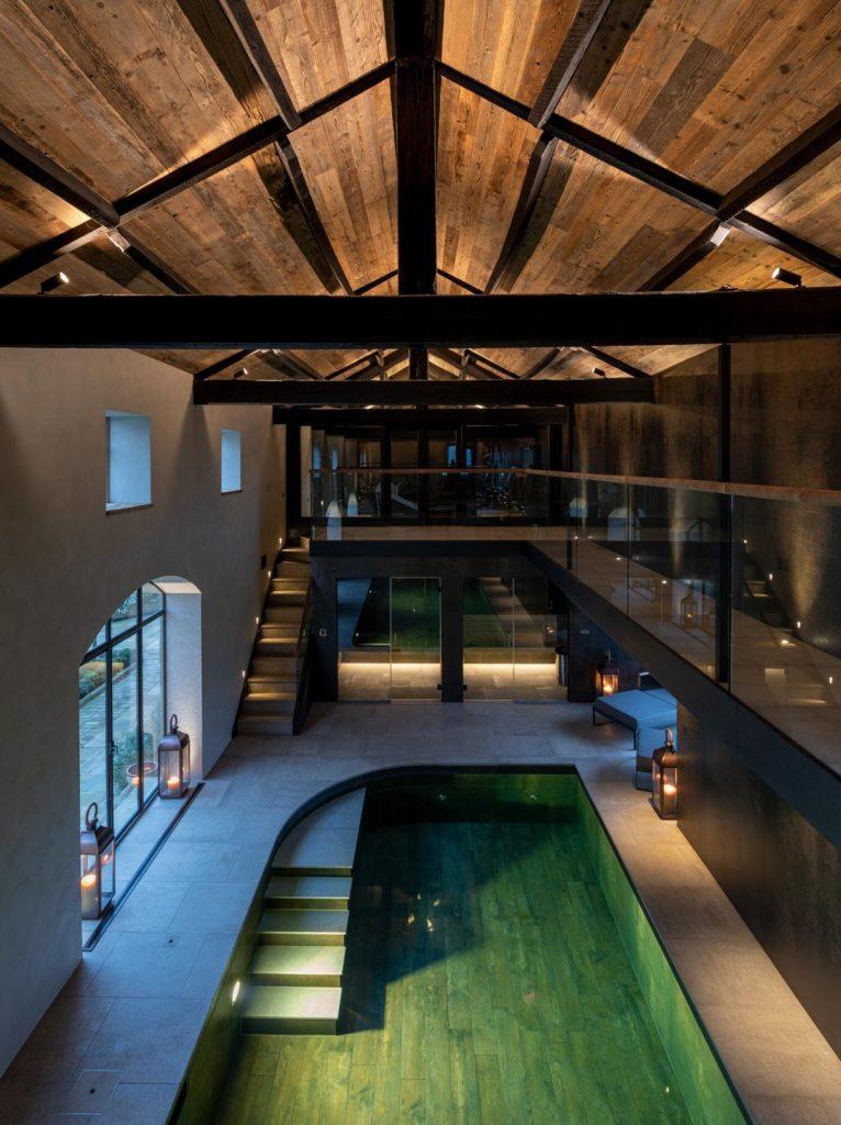 Award Winning Pool House Design by Design Emporium