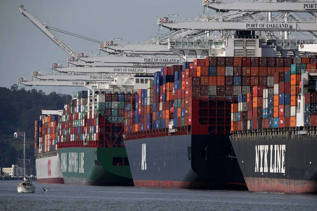 Ongoing delays unloading cargo in two of the nation's busiest ports has plagued the pool industry all summer long.