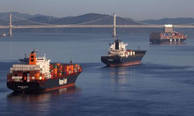 Pool Builders Waiting For Cargo on Ships Stuck at Sea - Container Delays Affect Pool Industry