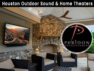Houston Home Theaters - Outdoor Sound Systems