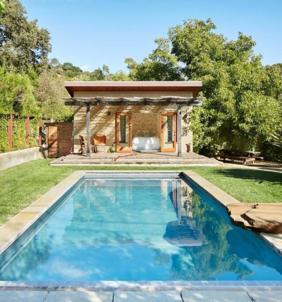 Pool Cabanas, Pool Pavilions, and Pool Houses Becoming More Popular With Homeowners